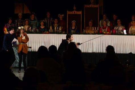 NHS's music program will be holding its 21st annual Madrigal Dinner on the first weekend of December.