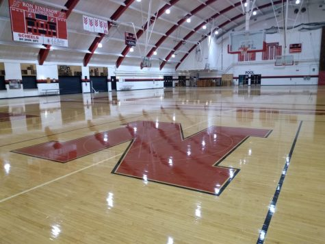 Photo of the Ron Einerson Fieldhouse