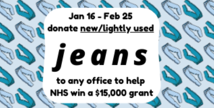 Social Campaign:  Teens for Jeans Reaches Out to Orbit to Serve Students