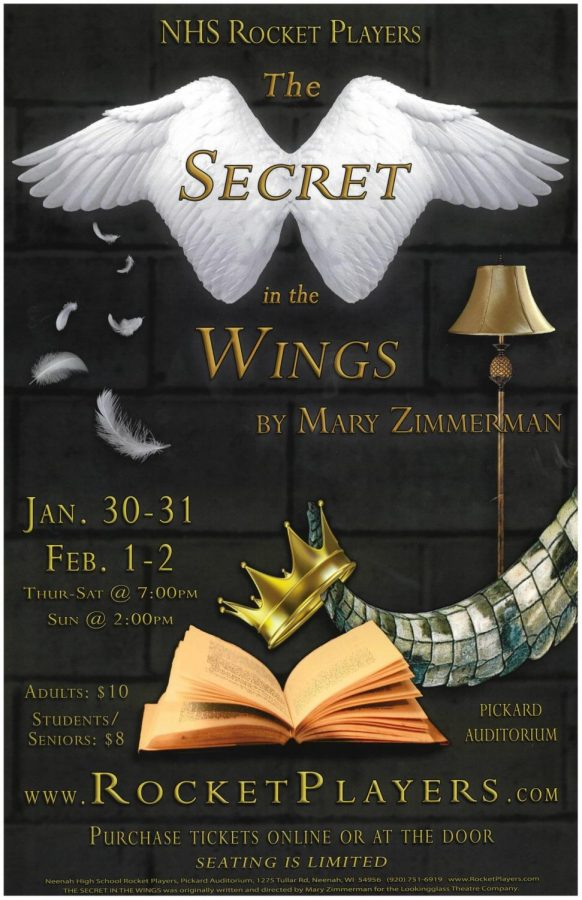 Review:  The Secret in the Wings Showcases Story