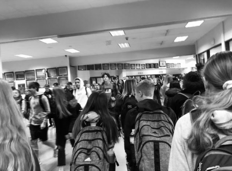 Column: Walk at Your Own Risk in High School Hallways