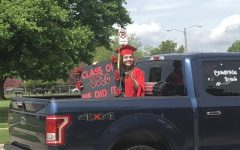 Senior Graduation Parade Delivers Sense of Celebration
