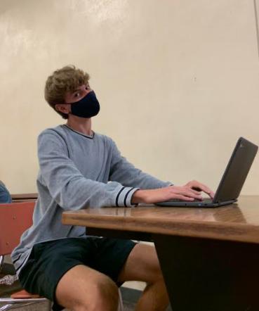 Humans of NHS - Peyton Phelps