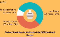 Students Vote: Satellite's Presidential Election Poll Results