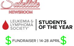Video: Students Raise Funds for the Leukemia and Lymphoma Society