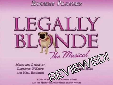 Review: Legally Blonde Takes Pickard Stage