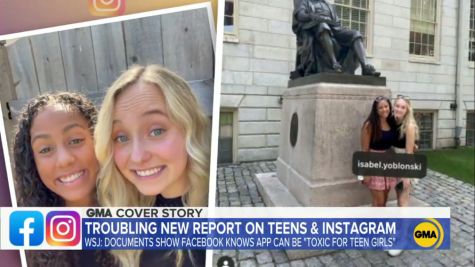 Good Morning America Features NHS Student, Alumnus