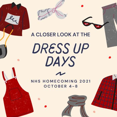 2021 Homecoming Dress Up Days