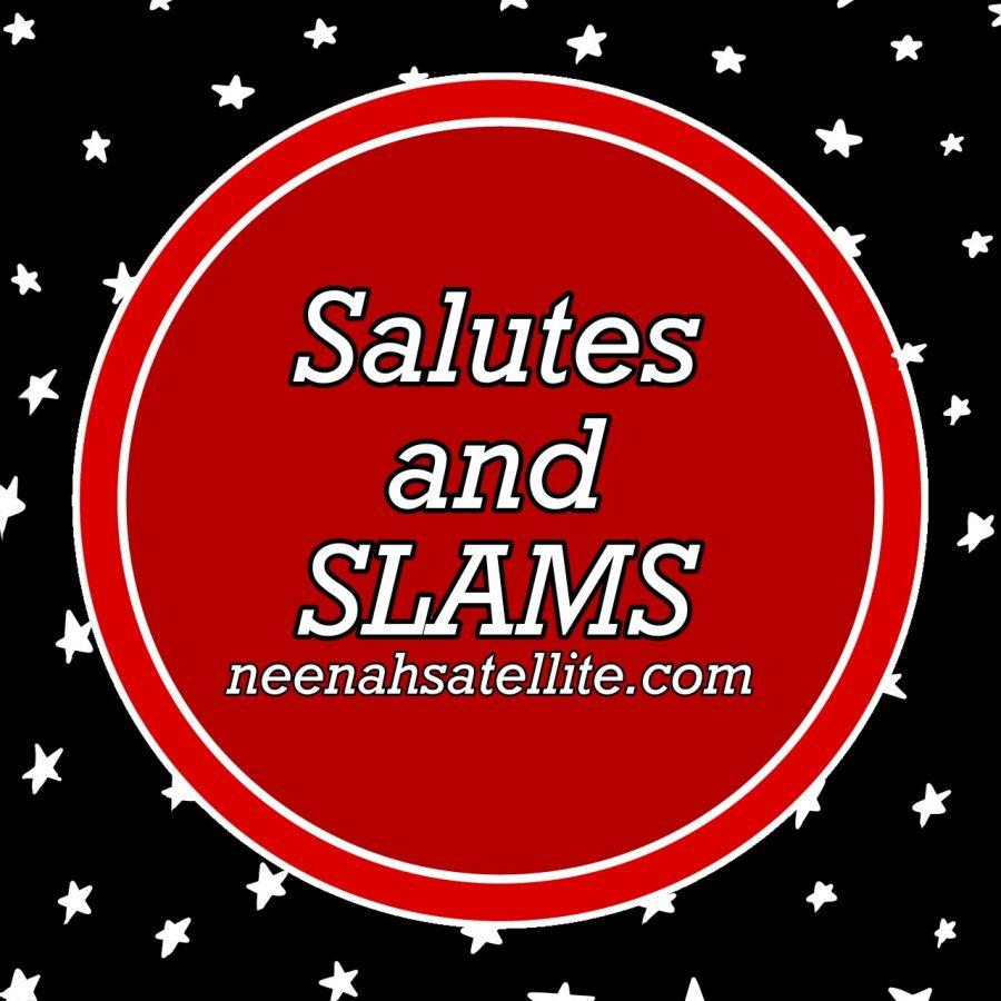 Salutes and Slams 2021-22