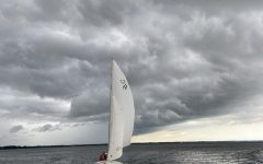 Sailing teaches perseverance and confidence, which are skills that are tested when things get rough.